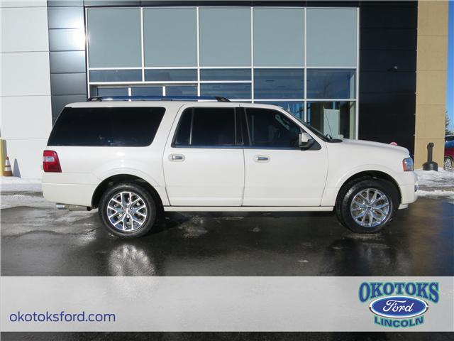 2015 Ford Expedition Max Limited (Stk: HK-1108A) in Okotoks - Image 4 of 25