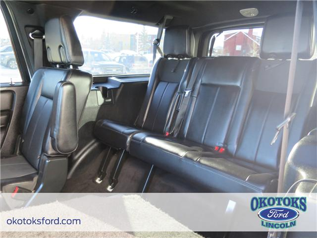 2015 Ford Expedition Max Limited (Stk: HK-1108A) in Okotoks - Image 11 of 25