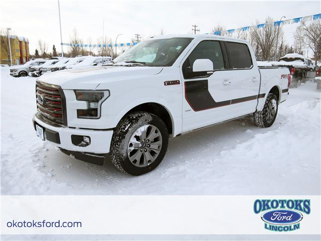 2017 Ford F-150 Lariat (Stk: H-725) in Okotoks - Image 1 of 6