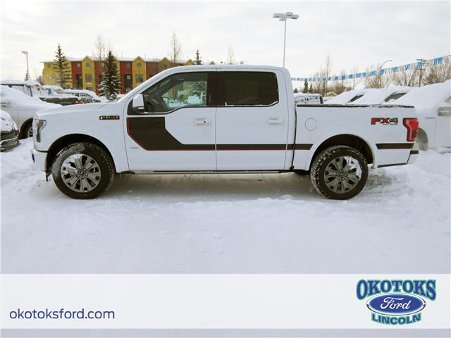 2017 Ford F-150 Lariat (Stk: H-725) in Okotoks - Image 2 of 6