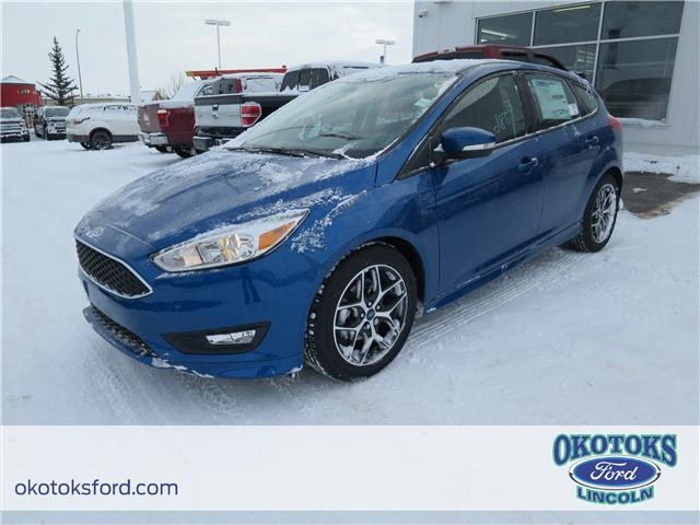 2018 Ford Focus SE (Stk: JK-80) in Okotoks - Image 1 of 5
