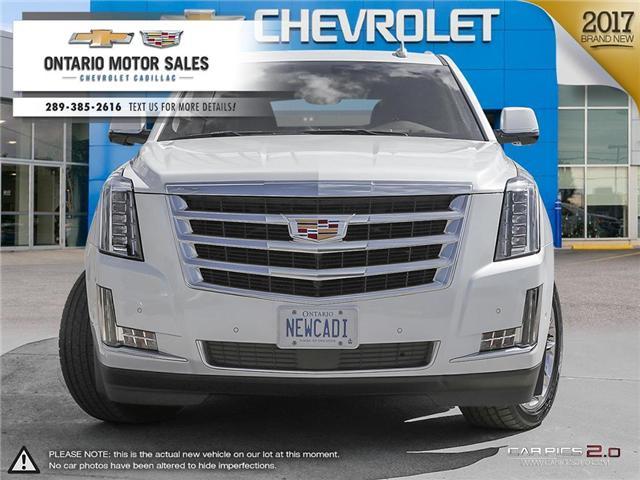 2017 Cadillac Escalade Premium Luxury (Stk: T7260723) in Oshawa - Image 2 of 17