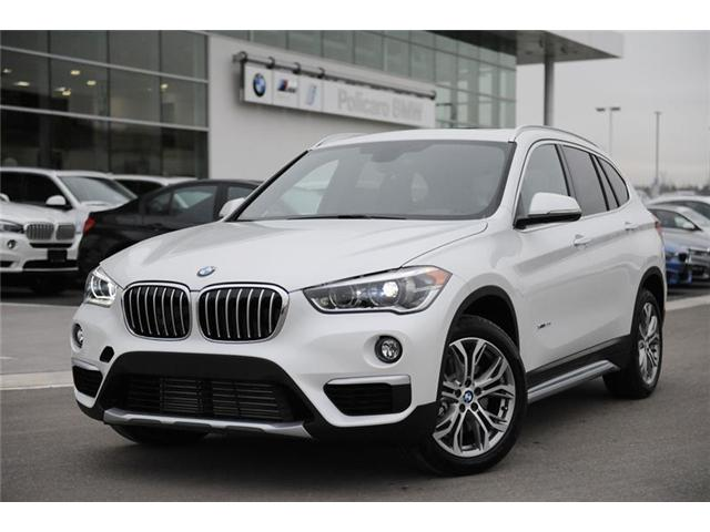 2018 BMW X1 xDrive28i (Stk: 8K26623) in Brampton - Image 1 of 12
