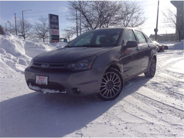 2010 Ford Focus SES (Stk: U10211) in Barrie - Image 1 of 5