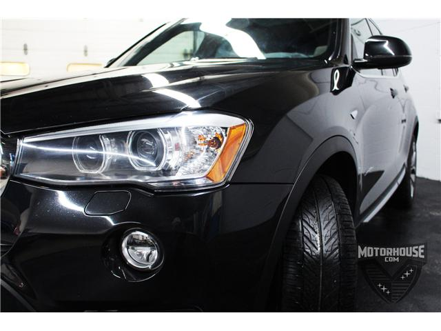 2015 BMW X3 xDrive28d (Stk: 1627) in Carleton Place - Image 3 of 35