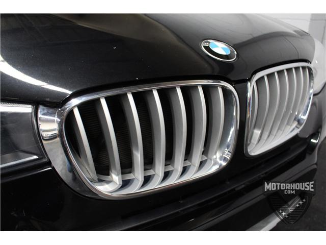 2015 BMW X3 xDrive28d (Stk: 1627) in Carleton Place - Image 7 of 34