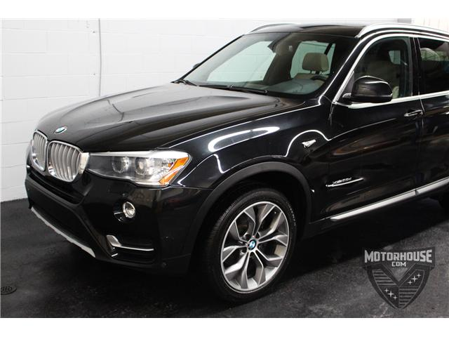 2015 BMW X3 xDrive28d (Stk: 1627) in Carleton Place - Image 9 of 35
