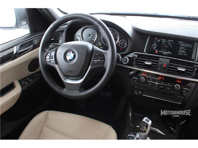 2015 BMW X3 xDrive28d (Stk: 1627) in Carleton Place - Image 15 of 34
