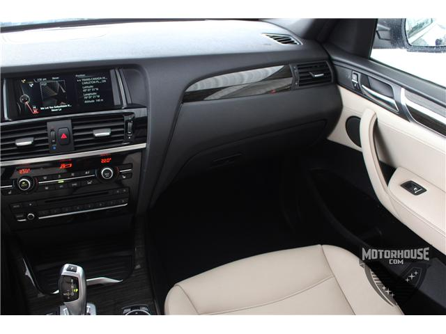 2015 BMW X3 xDrive28d (Stk: 1627) in Carleton Place - Image 16 of 35