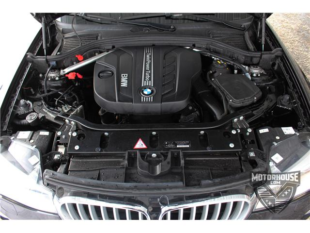 2015 BMW X3 xDrive28d (Stk: 1627) in Carleton Place - Image 26 of 34