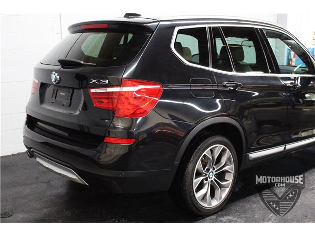 2015 BMW X3 xDrive28d (Stk: 1627) in Carleton Place - Image 28 of 35