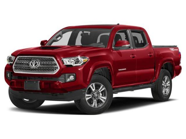 2018 Toyota Tacoma  (Stk: 8TA281) in Georgetown - Image 1 of 9