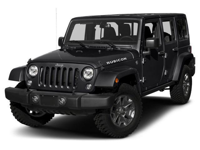 2018 Jeep Wrangler JK Unlimited Rubicon (Stk: 181280) in Thunder Bay - Image 1 of 9
