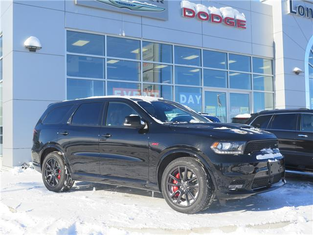 2018 Dodge Durango SRT (Stk: 8208) in London - Image 1 of 12