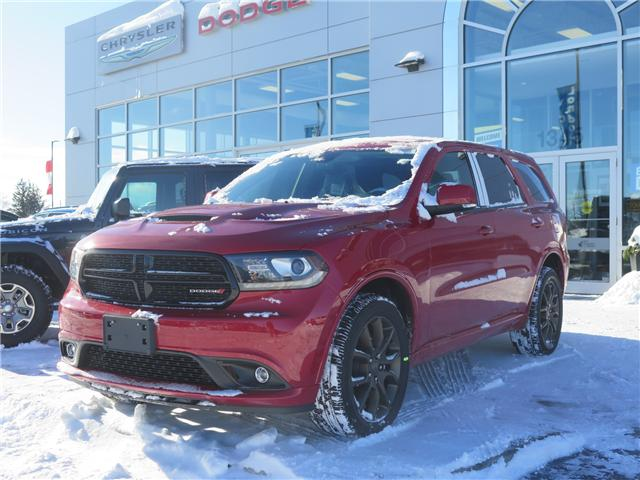 2018 Dodge Durango GT (Stk: 8279) in London - Image 1 of 10