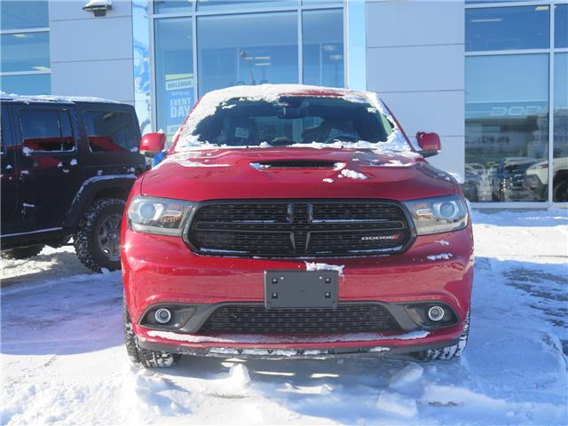 2018 Dodge Durango GT (Stk: 8279) in London - Image 2 of 10