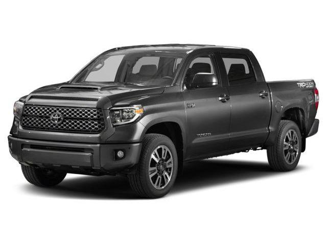 2018 Toyota Tundra Platinum 5.7L V8 (Stk: 18161) in Walkerton - Image 1 of 2