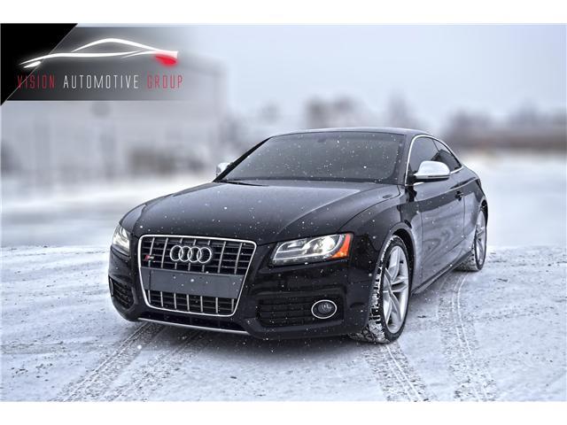 2009 Audi S5 4.2L (Stk: 02071) in Toronto - Image 1 of 20