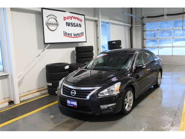 2015 Nissan Altima 2.5 SL (Stk: 18036A) in Owen Sound - Image 1 of 14