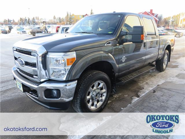 2015 Ford F-250 Lariat (Stk: B82969) in Okotoks - Image 1 of 22