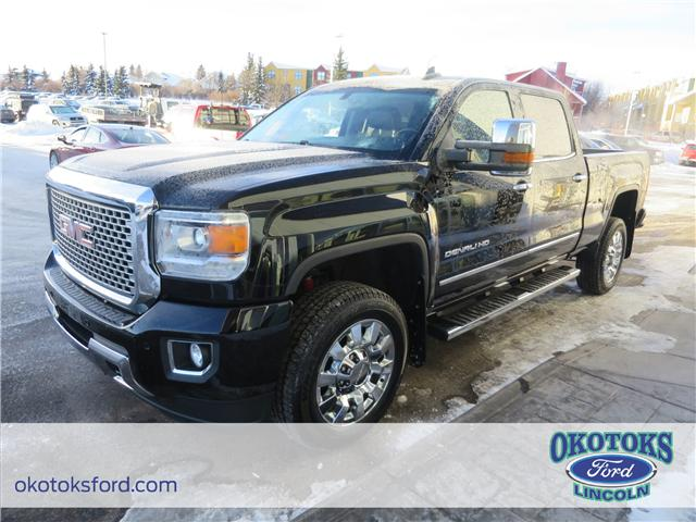 2016 GMC Sierra 2500HD Denali (Stk: HK-1114A) in Okotoks - Image 1 of 21