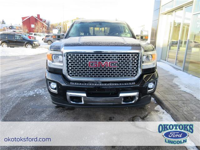 2016 GMC Sierra 2500HD Denali (Stk: HK-1114A) in Okotoks - Image 2 of 21