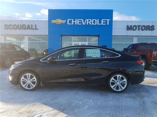 2018 Chevrolet Cruze Premier Auto (Stk: 188253) in Fort Macleod - Image 1 of 22