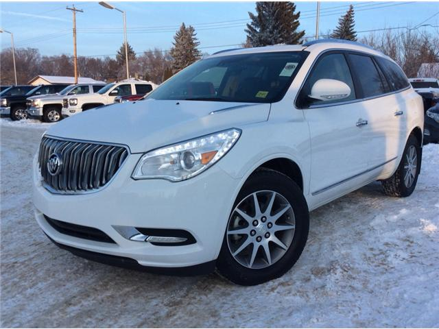 2016 Buick Enclave Leather (Stk: 160974) in Brooks - Image 2 of 34