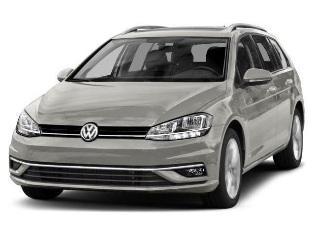 2018 Volkswagen Golf SportWagen 1.8 TSI Comfortline (Stk: JG760252) in Surrey - Image 1 of 2