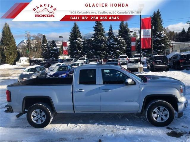 2015 GMC Sierra 1500 SLE (Stk: 9-4139-0) in Castlegar - Image 1 of 26