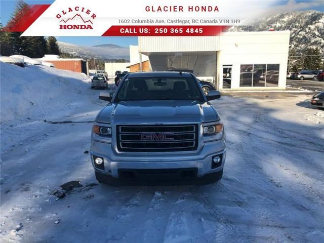 2015 GMC Sierra 1500 SLE (Stk: 9-4139-0) in Castlegar - Image 2 of 26