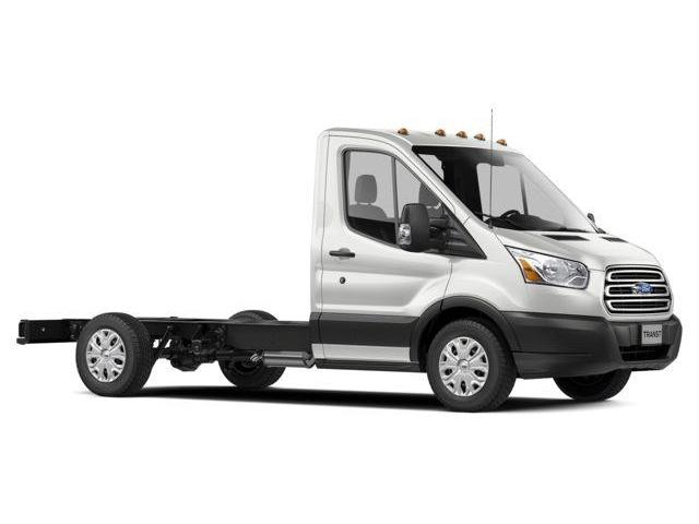 2018 Ford Transit-350 Cutaway Base (Stk: J-300) in Calgary - Image 1 of 1