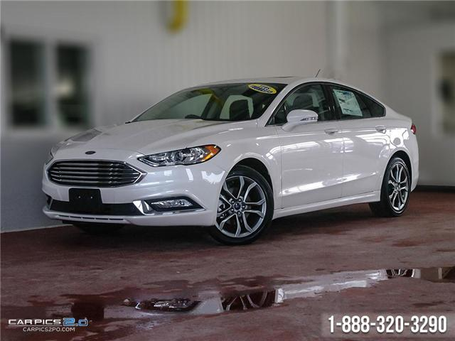 2017 Ford Fusion SE (Stk: DQ2707) in Ottawa - Image 1 of 28