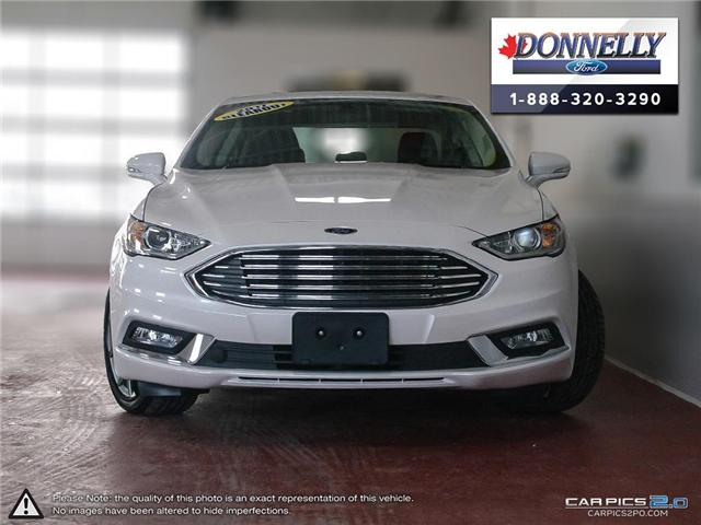 2017 Ford Fusion SE (Stk: DQ2707) in Ottawa - Image 2 of 28