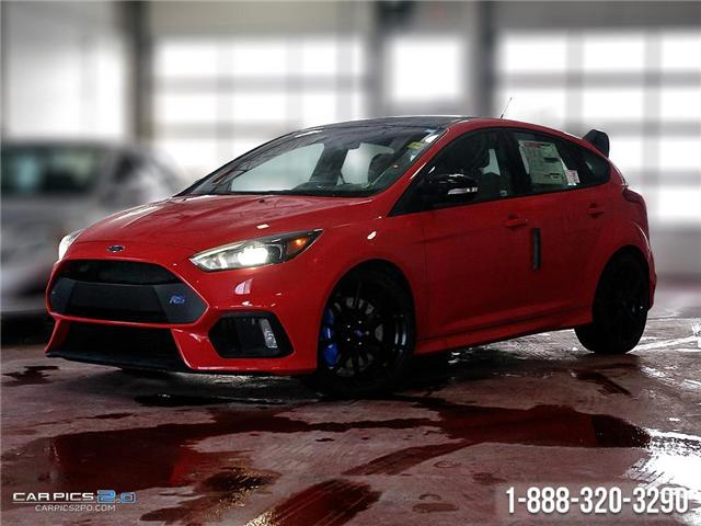 2018 Ford Focus RS Base (Stk: DR387) in Ottawa - Image 1 of 27