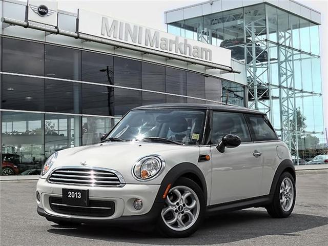 2013 Mini Hatch Cooper (Stk: O10252) in Markham - Image 1 of 14