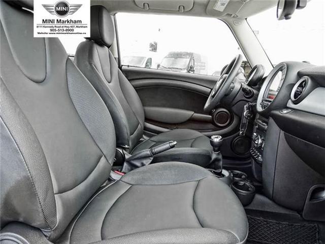 2013 Mini Hatch Cooper (Stk: O10252) in Markham - Image 9 of 14
