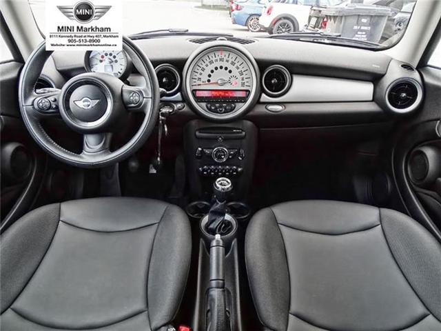 2013 Mini Hatch Cooper (Stk: O10252) in Markham - Image 10 of 14