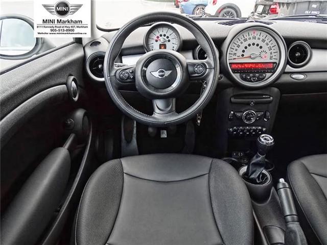 2013 Mini Hatch Cooper (Stk: O10252) in Markham - Image 11 of 14