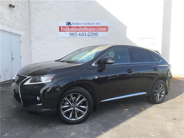 2015 Lexus RX 350 F Sport (Stk: 309320) in Burlington - Image 1 of 6