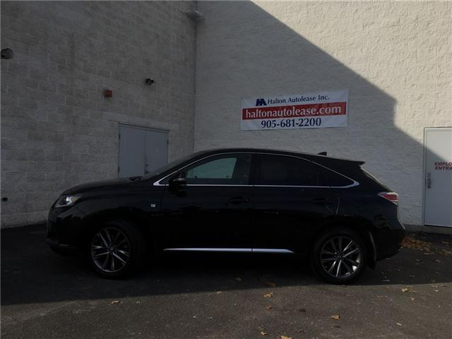 2015 Lexus RX 350 F Sport (Stk: 309320) in Burlington - Image 2 of 6