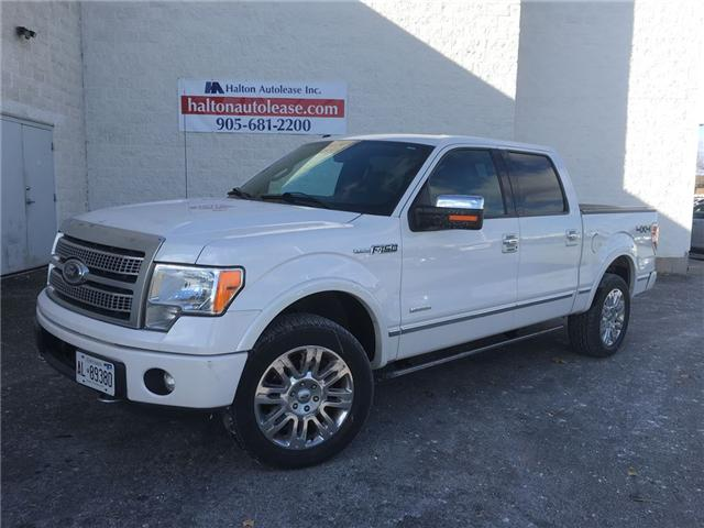 2012 Ford F-150 Lariat (Stk: 309274) in Burlington - Image 1 of 4