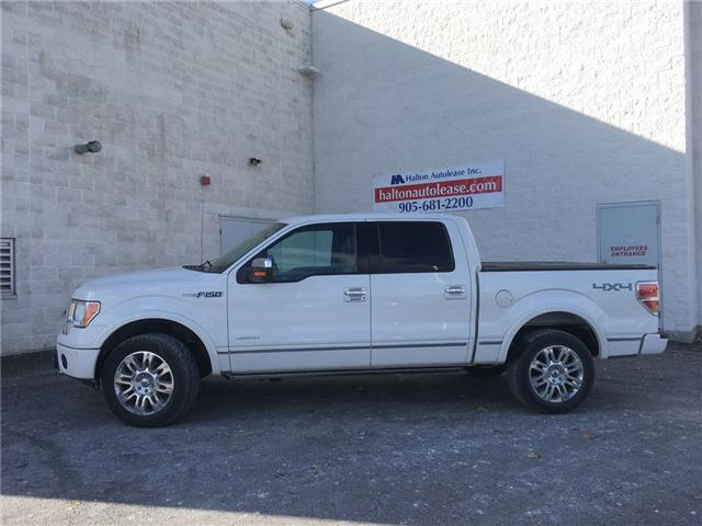 2012 Ford F-150 Lariat (Stk: 309274) in Burlington - Image 2 of 4