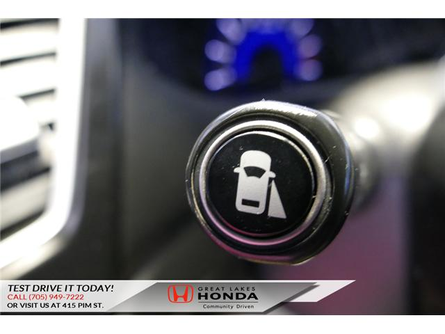 2015 Honda Civic Touring (Stk: HP460) in Sault Ste. Marie - Image 15 of 20