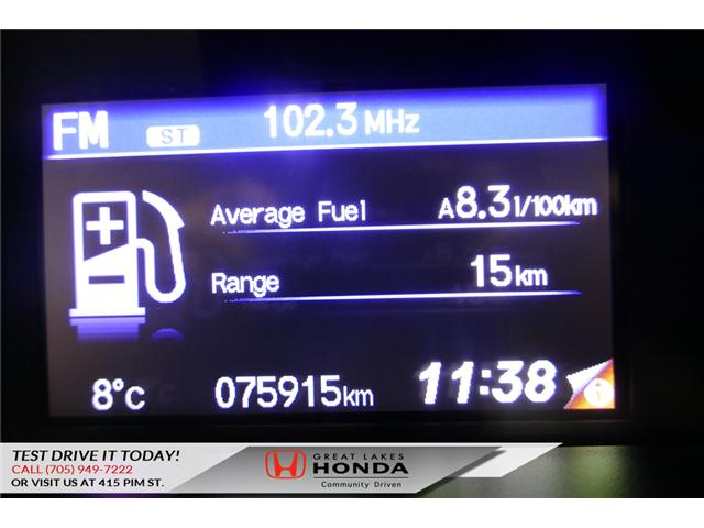 2015 Honda Civic Touring (Stk: HP460) in Sault Ste. Marie - Image 20 of 20