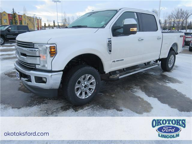 2018 Ford F-350 Lariat (Stk: J-340) in Okotoks - Image 1 of 5
