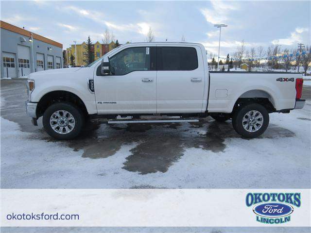 2018 Ford F-350 Lariat (Stk: J-340) in Okotoks - Image 2 of 5