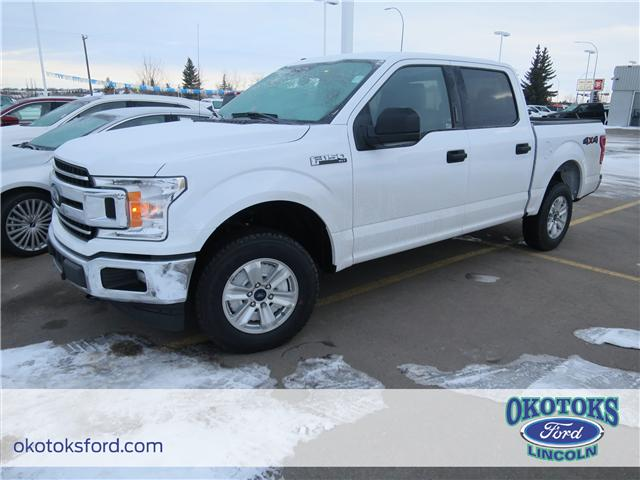 2018 Ford F-150 XLT (Stk: J-117) in Okotoks - Image 1 of 5