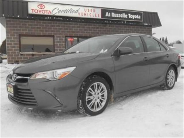 2015 Toyota Camry  (Stk: U7127) in Peterborough - Image 1 of 10