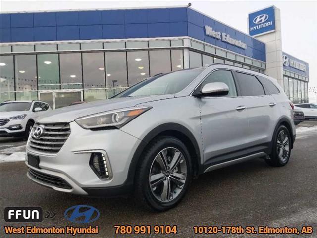 2017 Hyundai Santa Fe XL Premium (Stk: SX72844) in Edmonton - Image 1 of 23